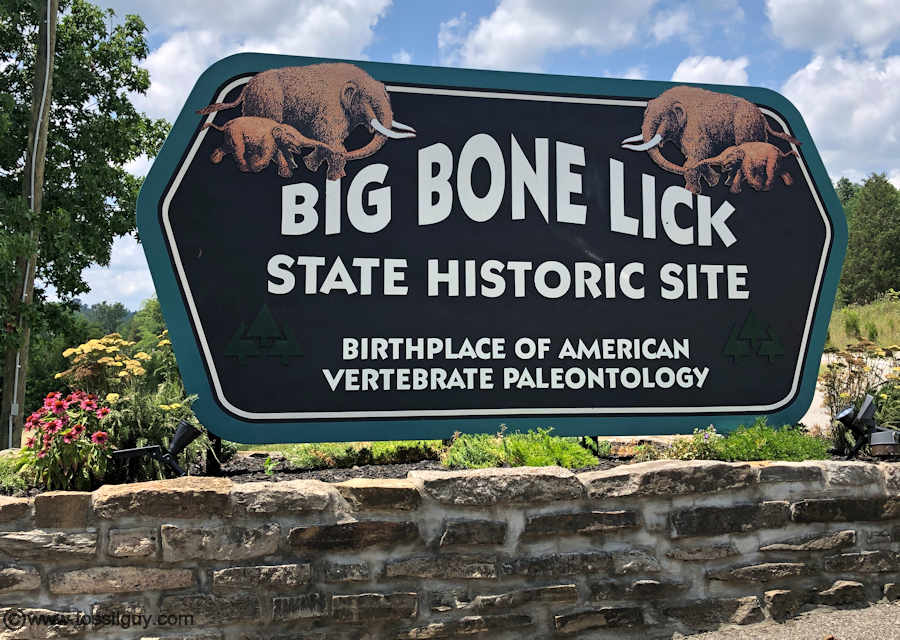 Apologise, but bone lick state park